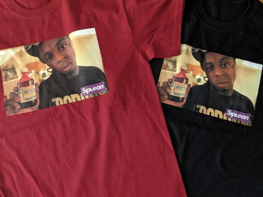 "Image of Siplean ""Dwayne Carter"" Tee Shirt"