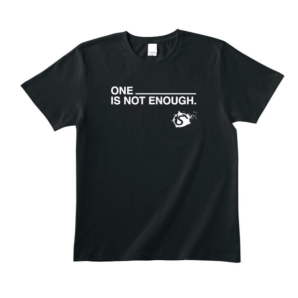 Image of NOT ENOUGH TEE