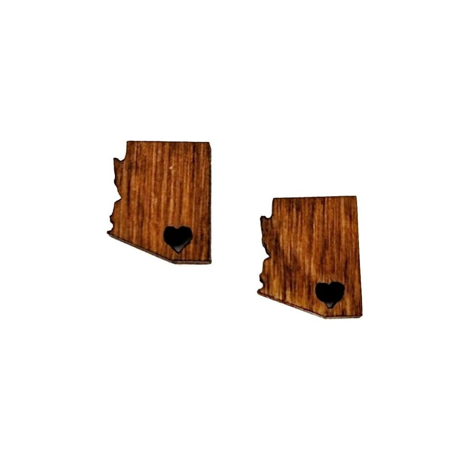 "Image of ""Sweet Home Arizona"" Studs"