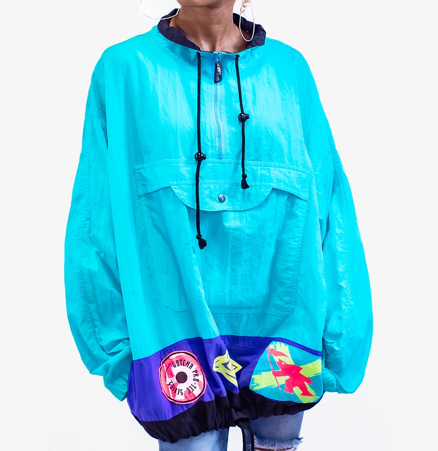 Image of Stoop Kid Windbreaker