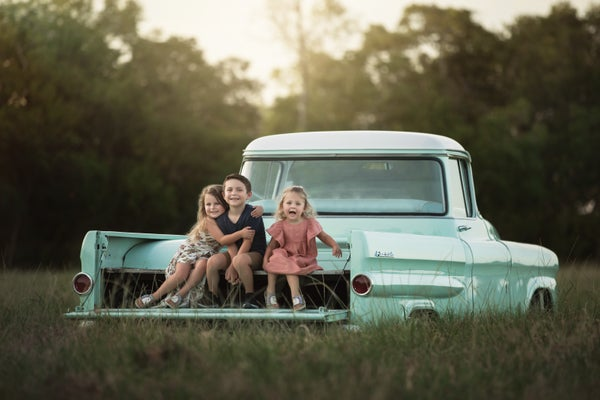 Image of Vintage Truck Mini Sessions