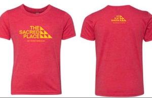 Image of The Sacred Place Shirt (unisex)