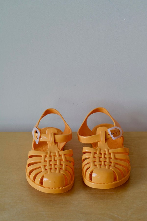 Image of French SunJelly Sandals — Mango