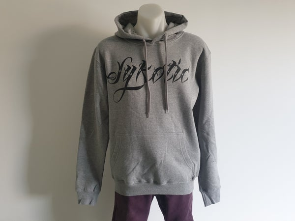 Image of OG Pullover Hood (Grey/Black) **Limited Run**