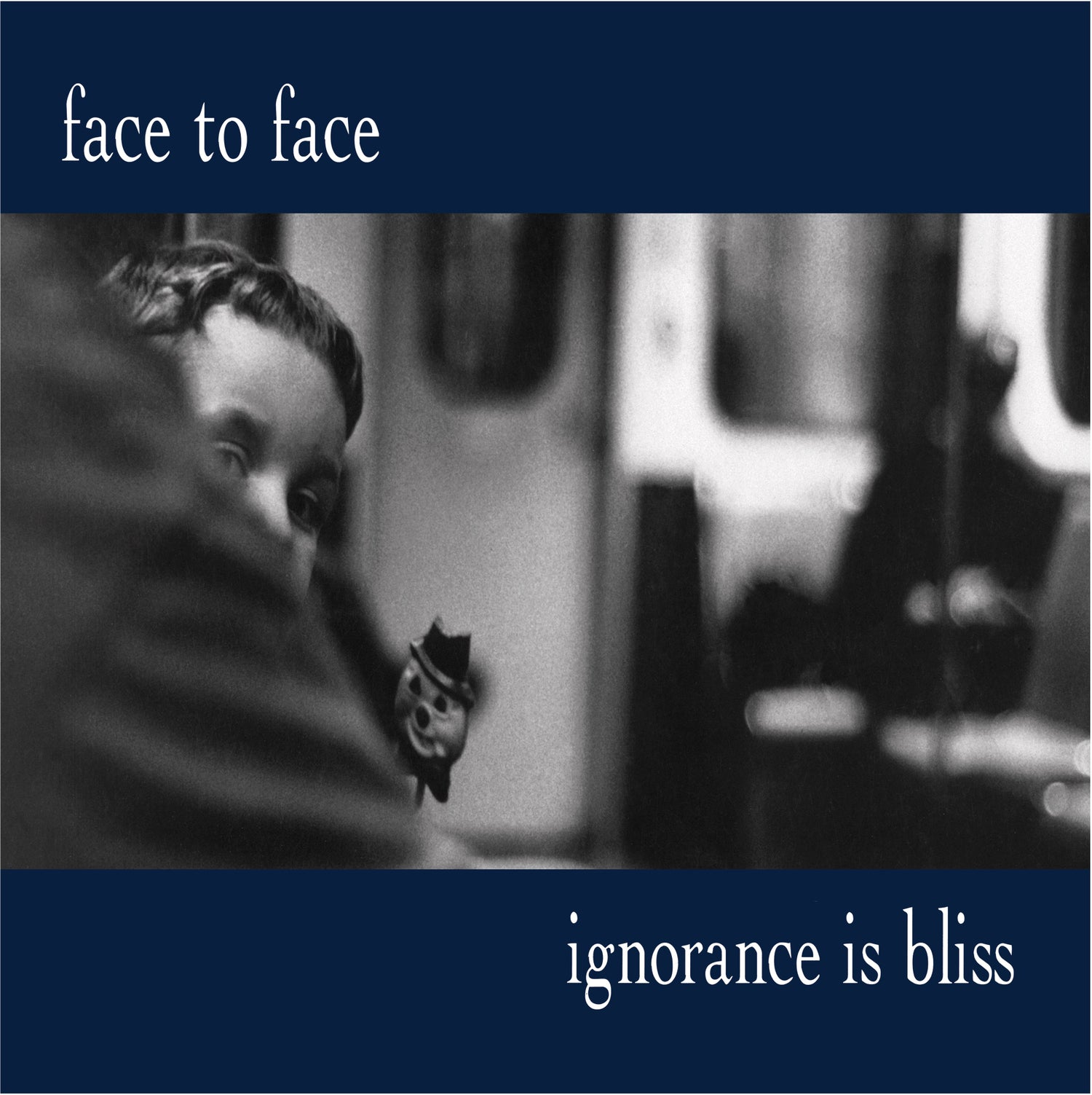 Image of face to face - Ignorance is Bliss (2X LP)