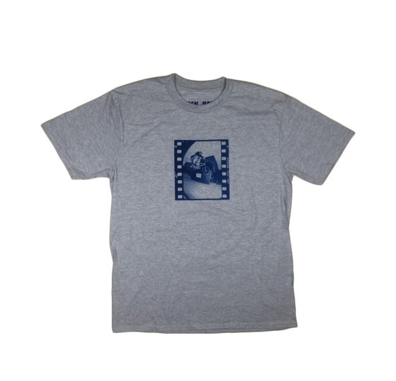 Image of Central Library Luc-E Tee - Heather Grey