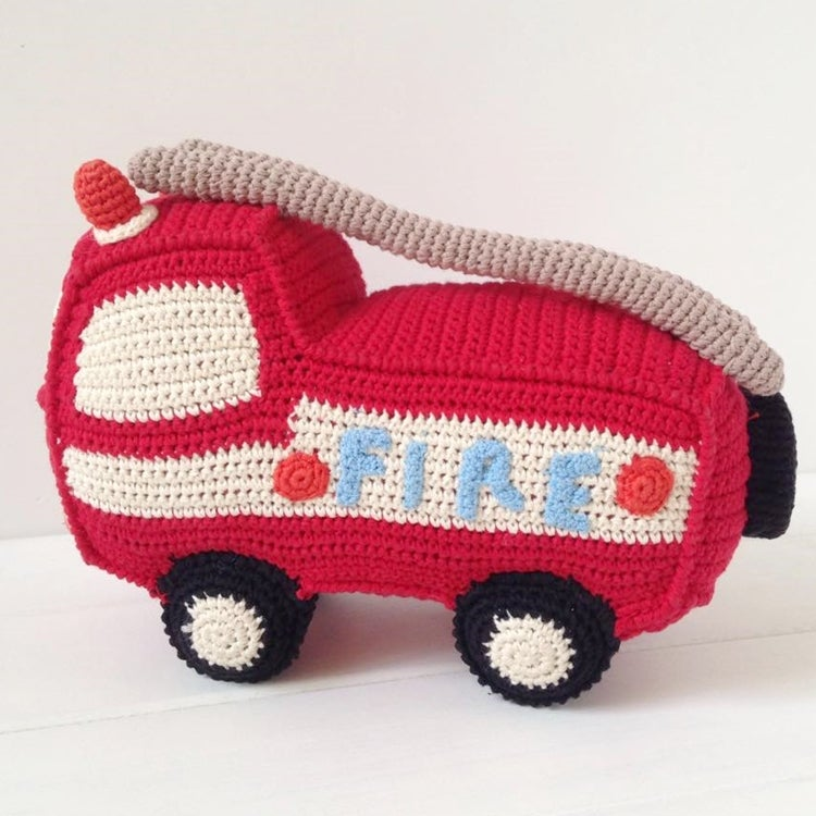 Image of Anne Claire Petit Fire Engine