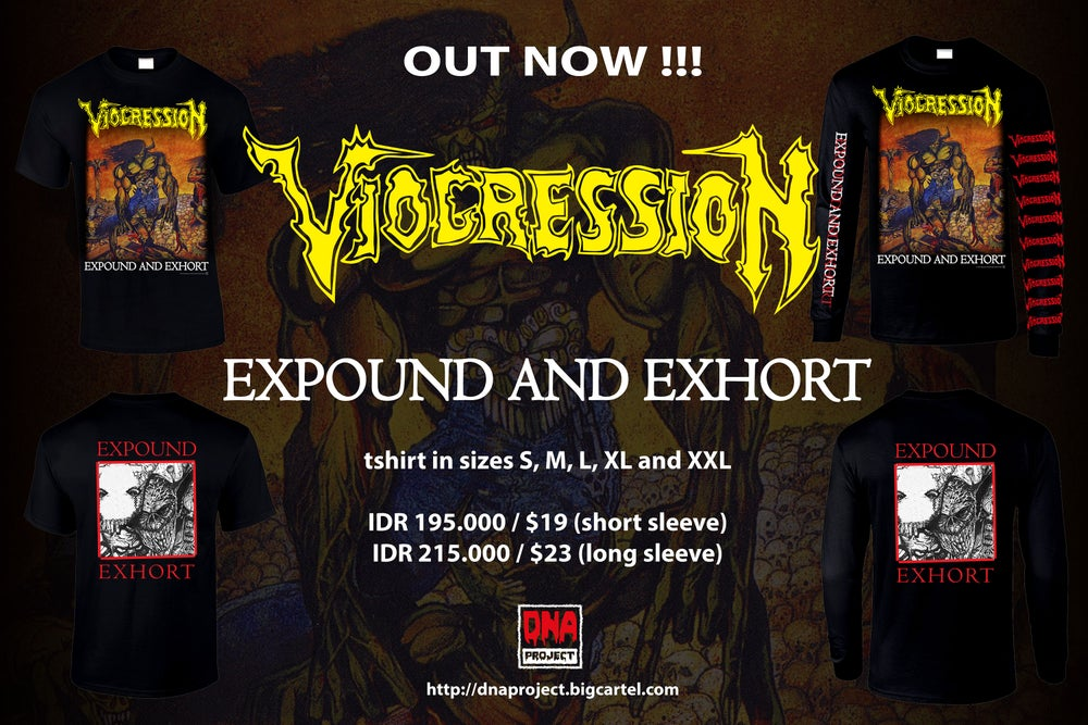 Image of Viogression - Expound and Exhort