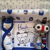 Pirates Blue Baby Gift Box