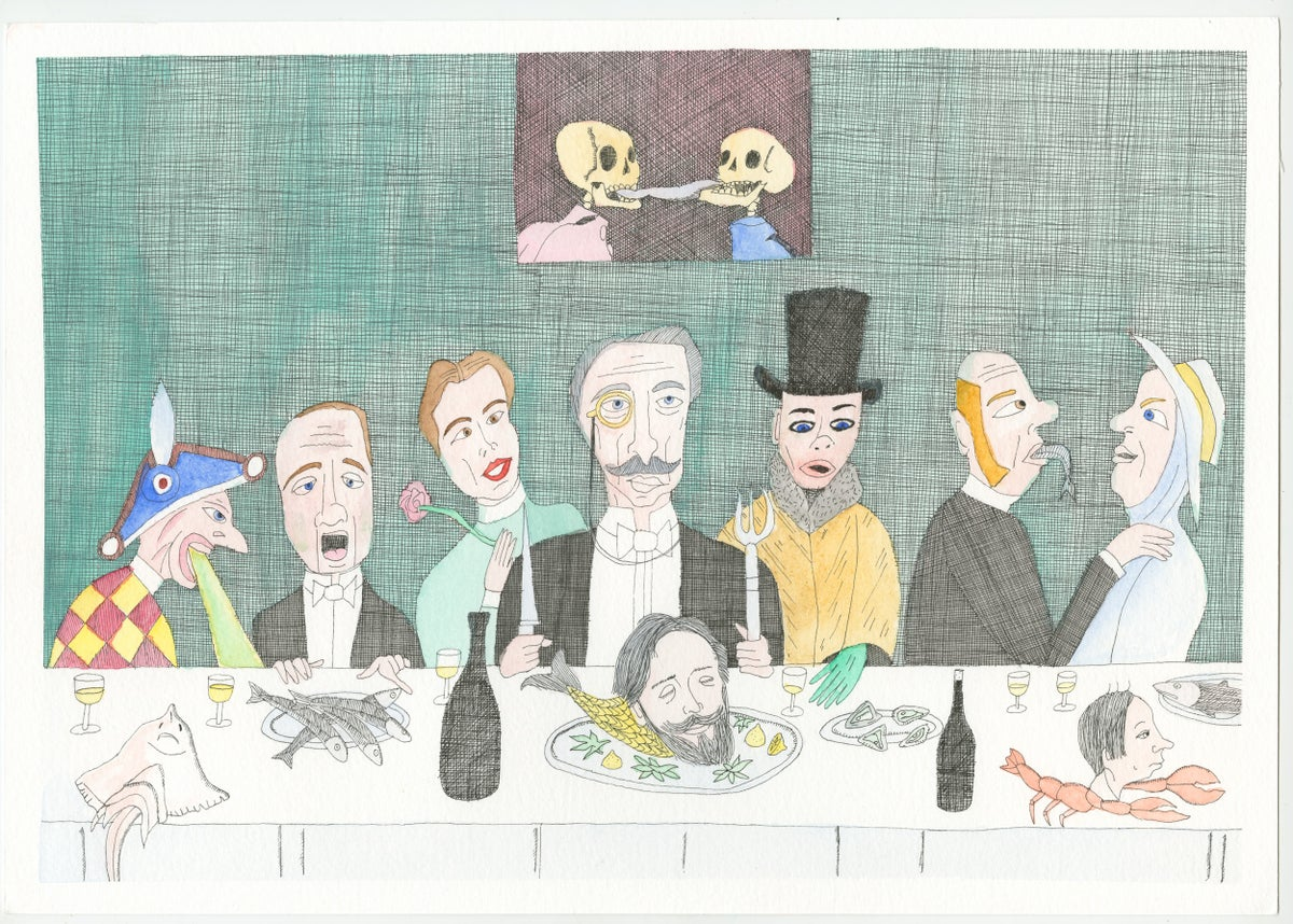 The Feast of Ensor