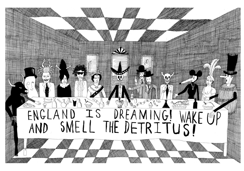 Image of Englands Dreaming