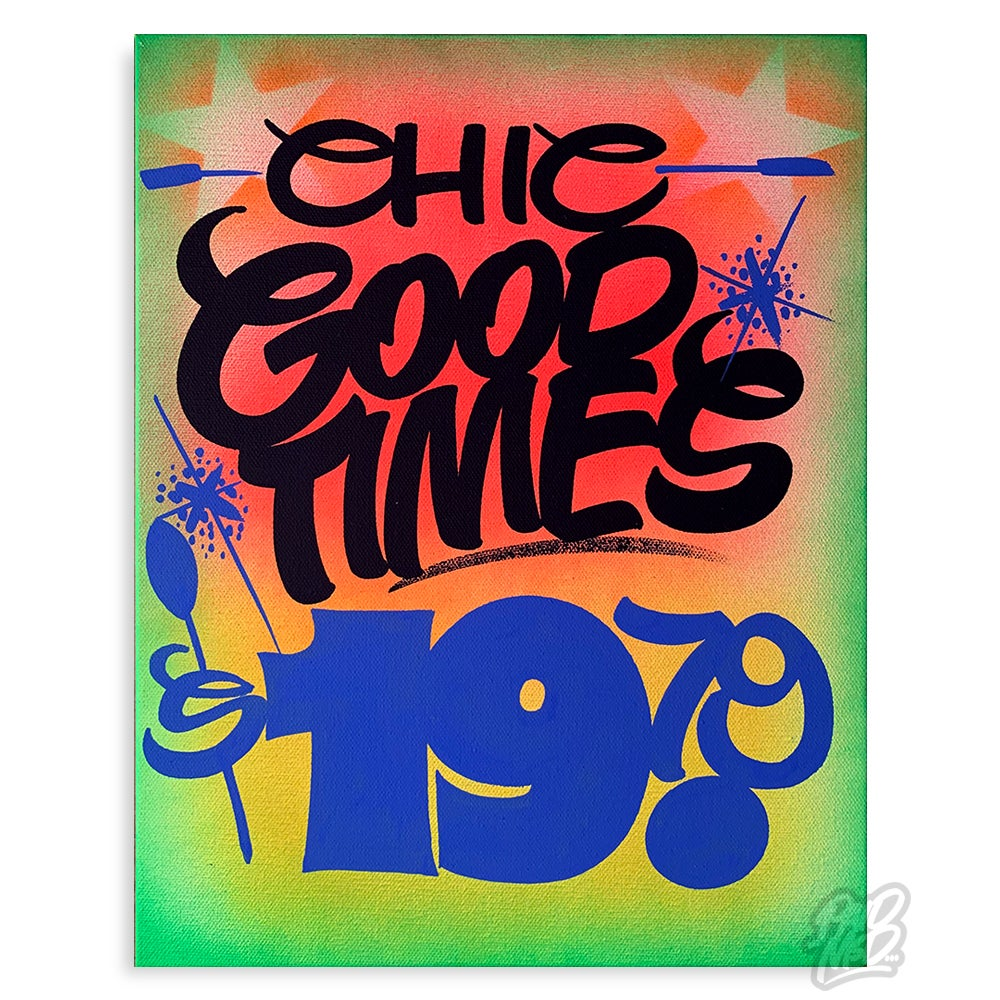 "Image of 11"" x 14"" - Good Times"