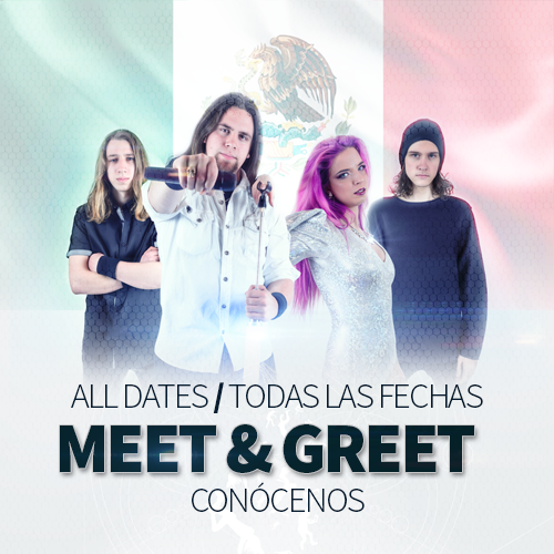 Image of MEET & GREET - DRAGONFLY EFFECT TOUR pt. 2 - MEXICO