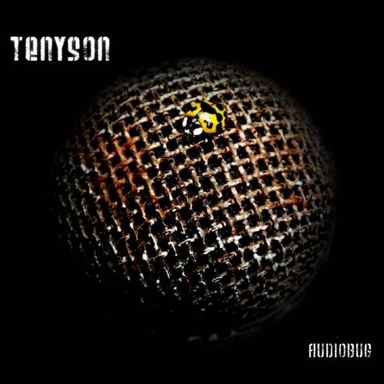 Image of Tenyson - Audiobug CD