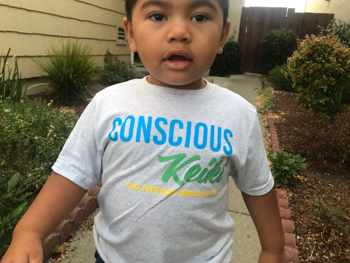 Image of Conscious Keiki Shirt (Youth)