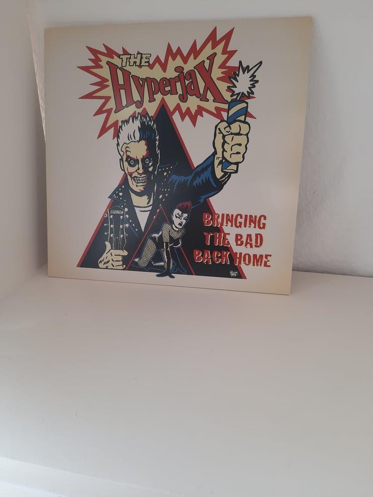Image of Bringing the bad back home LP
