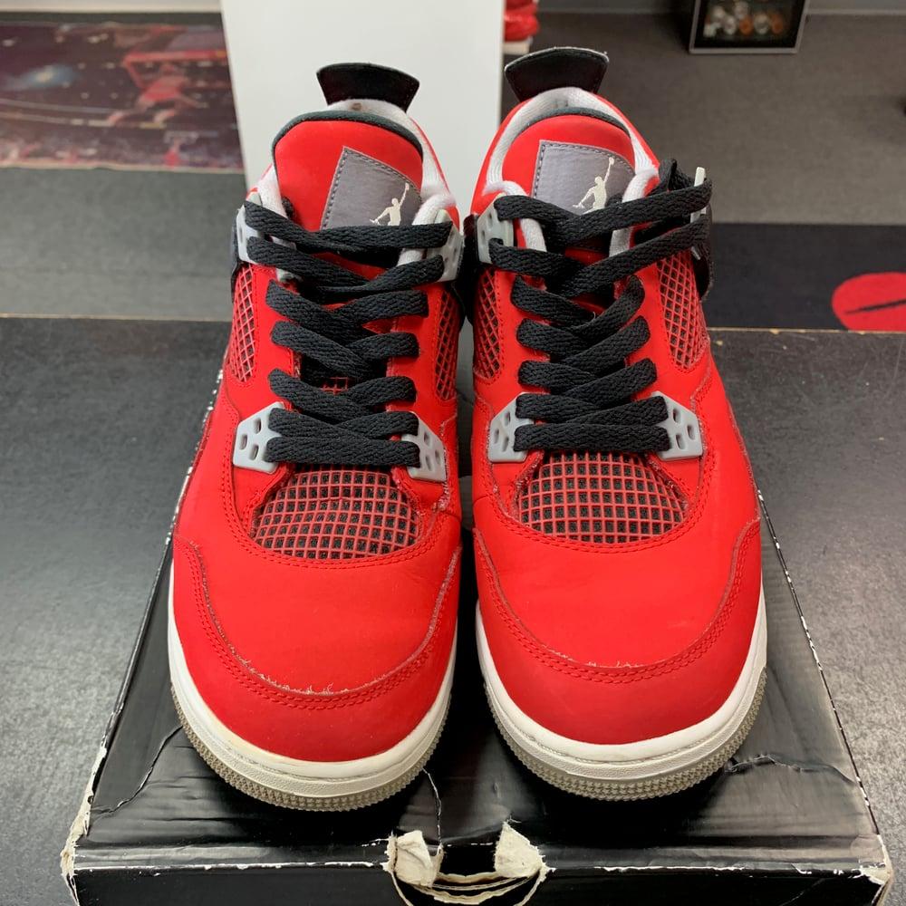 online store 1ed14 75076 Jordan 4 - Toro Bravo - Size 7