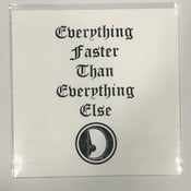 """Image of Durian - Everything Faster Than Everything Else 7"""" Flexi"""