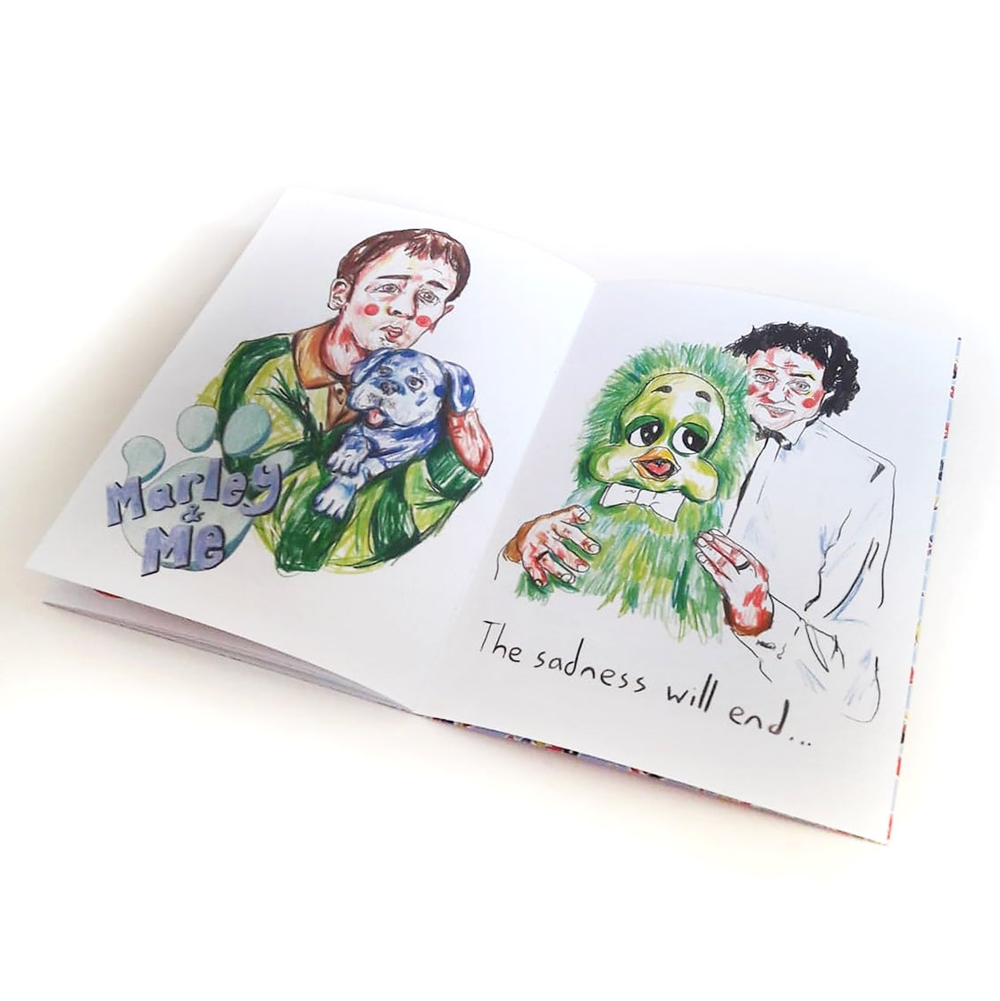 Image of CynicalElliot's Children's Favourites Zine