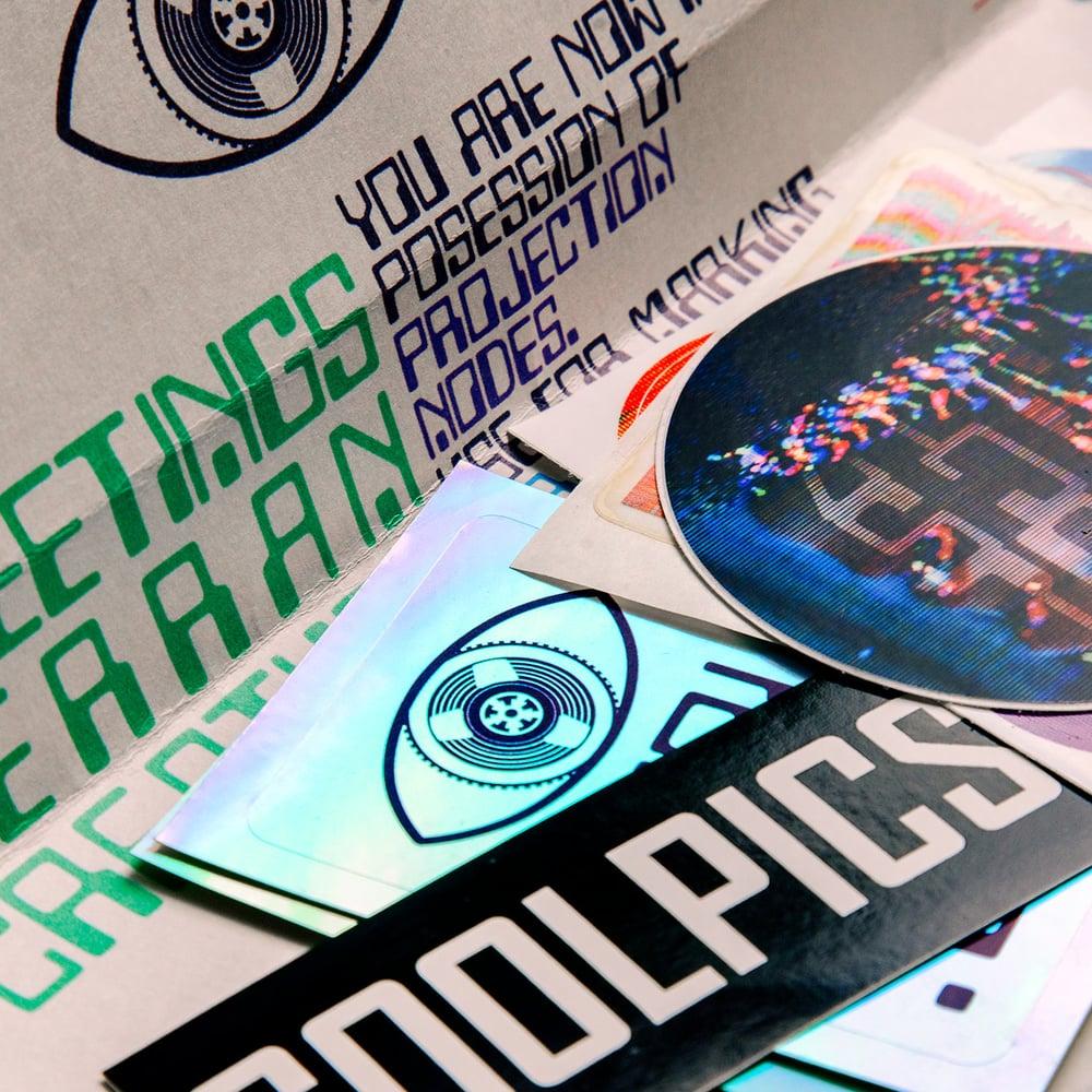 Image of COOLPICS.BIZ Sticker Pack [2020]