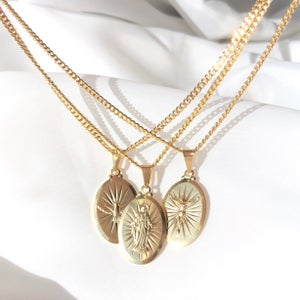 Image of Dove II Necklace