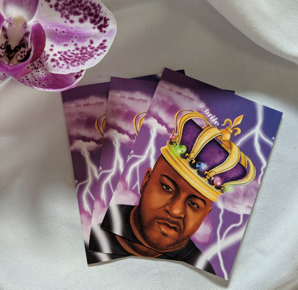 Image of KING JACK stickers