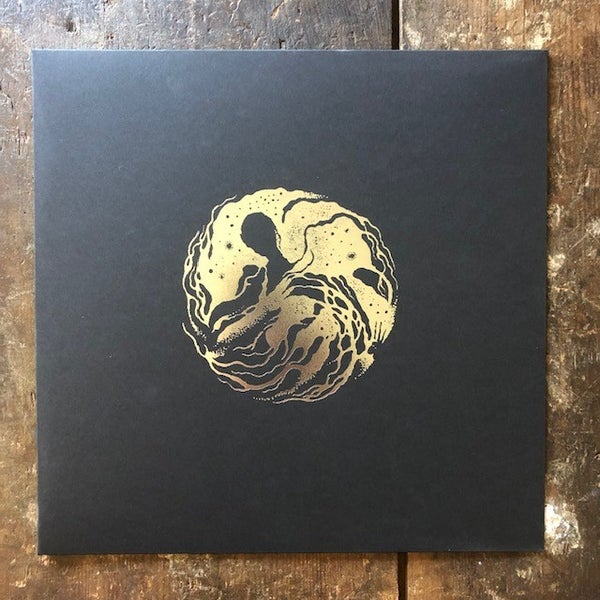 """Image of Rraaumm - The Eternal Dance At The Nucleus Of Time 12"""" LP"""