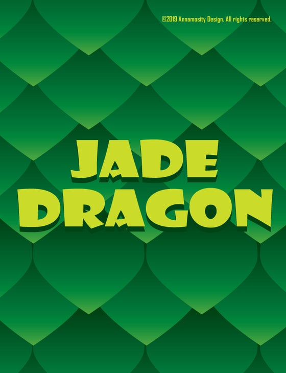 Image of Jade Dragon - Soap Bar