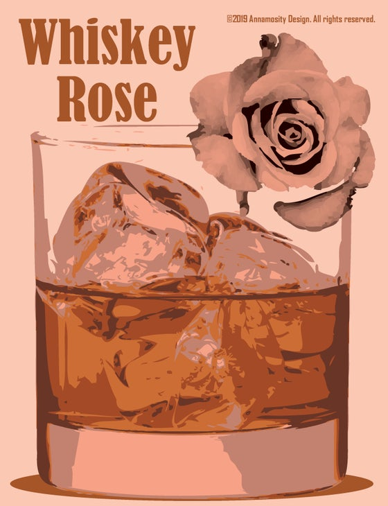 Image of Whiskey Rose - Soap Bar