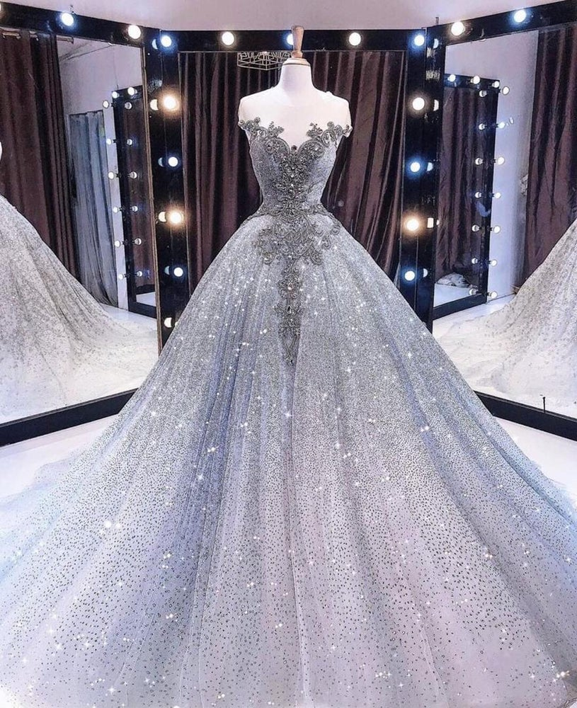 Image of Kara Wedding/Evening Dress