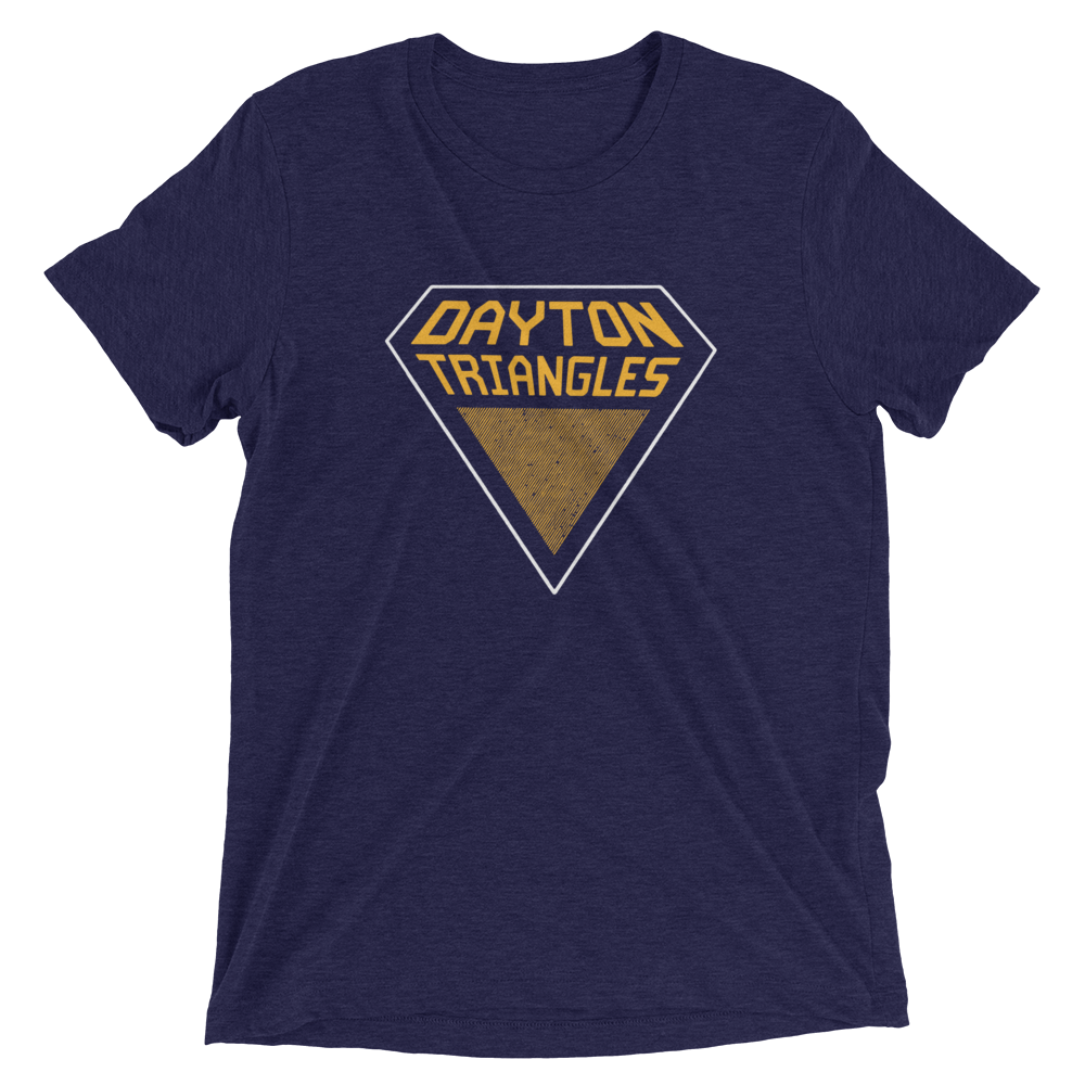Image of Dayton Triangles Tee