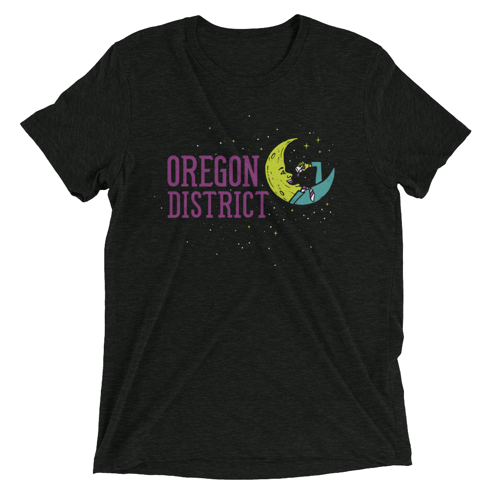 Image of Oregon Nightlife Tee