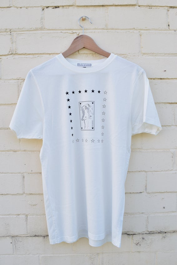 Image of 'Card Play' Tee