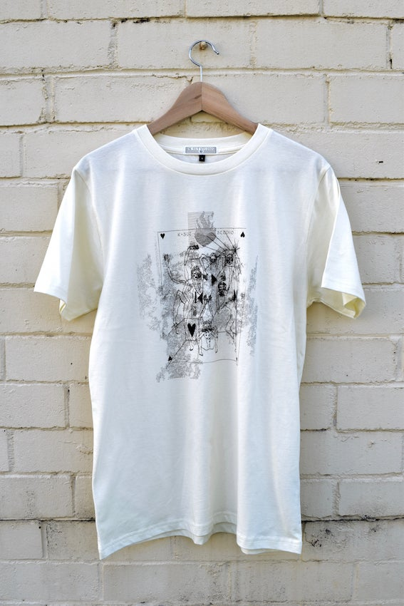 Image of 'Digital Mask Play' Tee