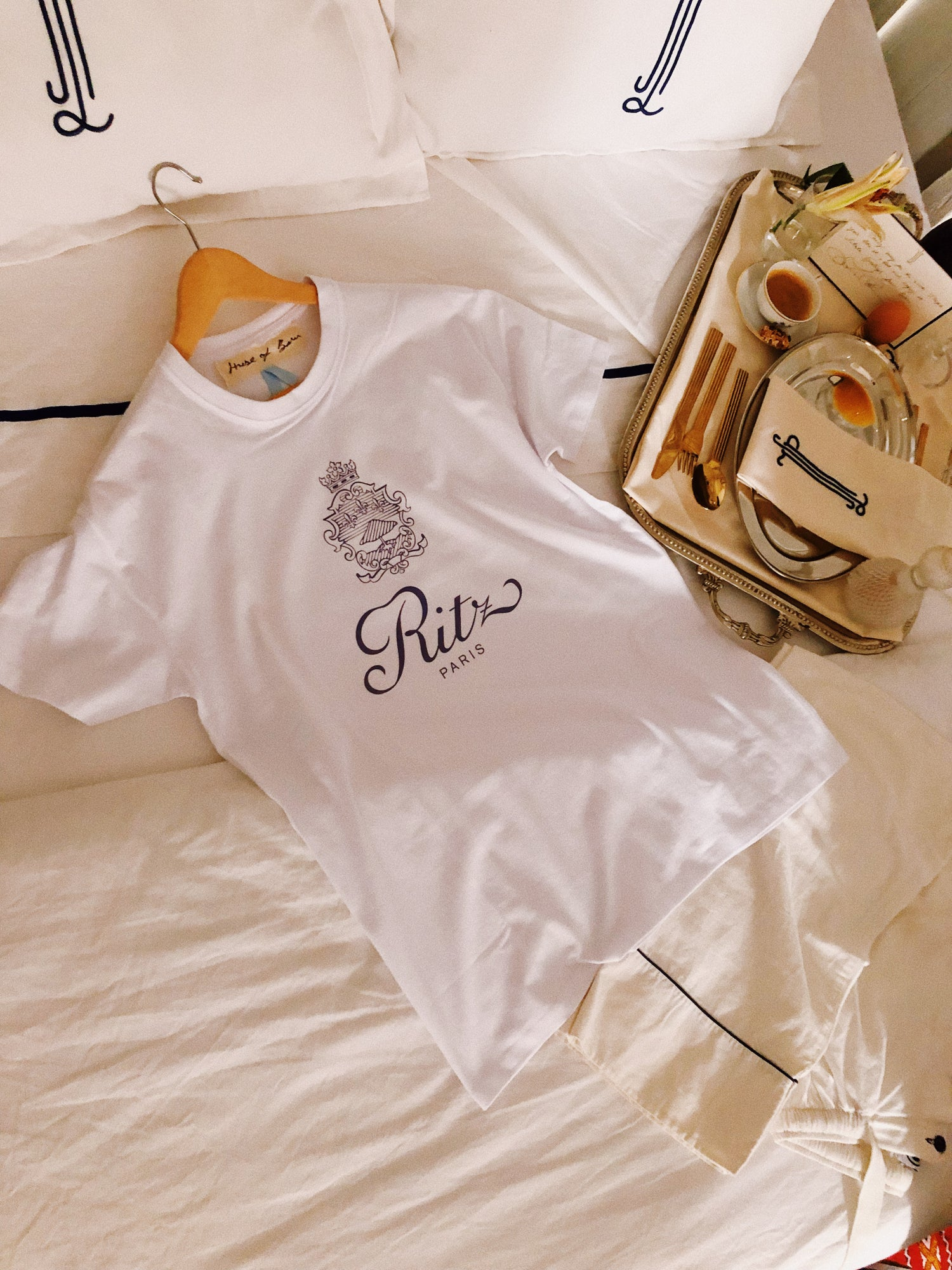 Image of Ritz Hotel T-shirt