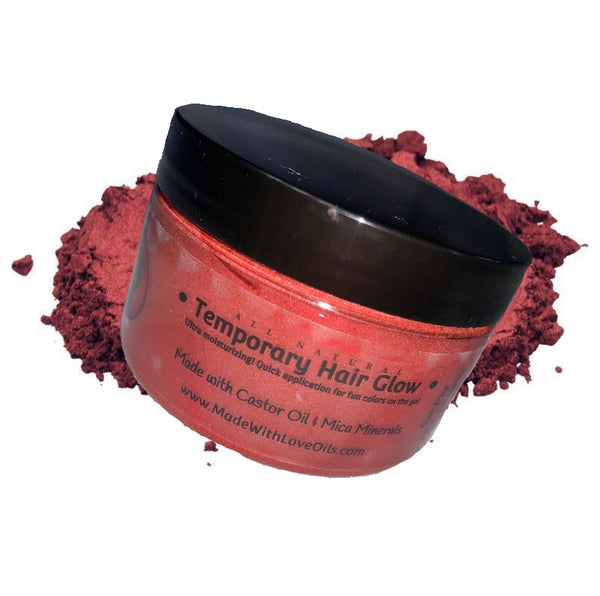 Image of Ruby Temporary Hair Glow Color System