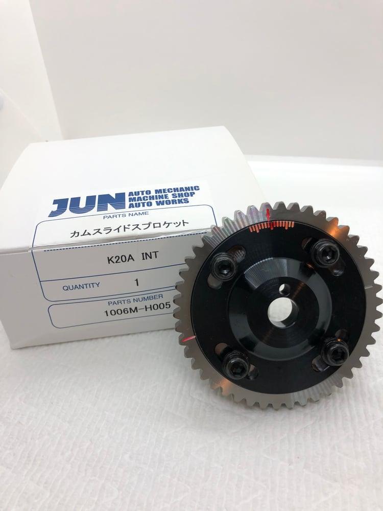 Image of JUN Auto Mechanic Billet Honda K20/K24 Cam Gears
