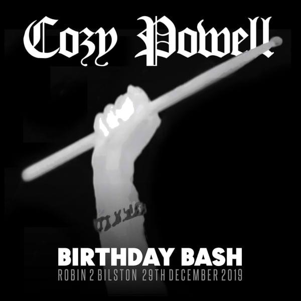 Image of Cozy Powell Birthday Bash eTicket