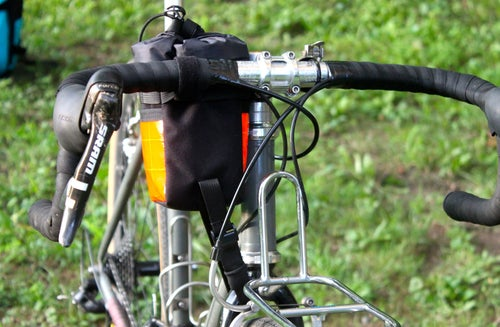 Image of Upcycled Road Sign Stem Bags