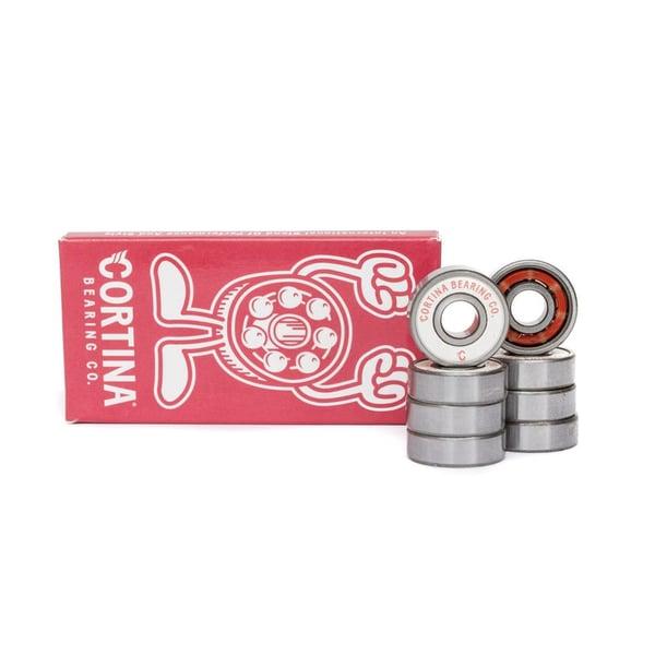 Image of Cortina Presto Skateboard Bearings