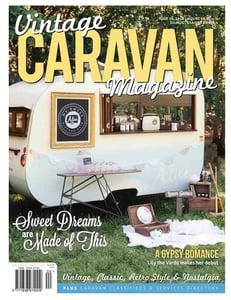 Image of Issue 20 Vintage Caravan Magazine