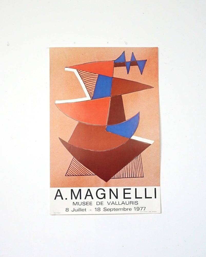 Image of poster / magnelli