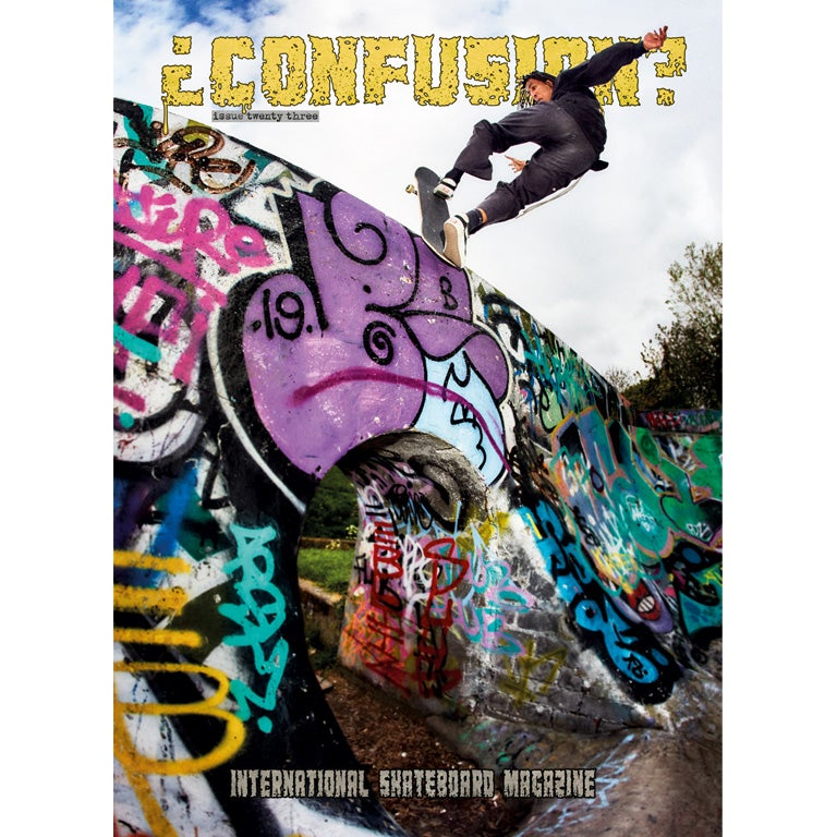 Image of Confusion Magazine - Issue #23 - current issue