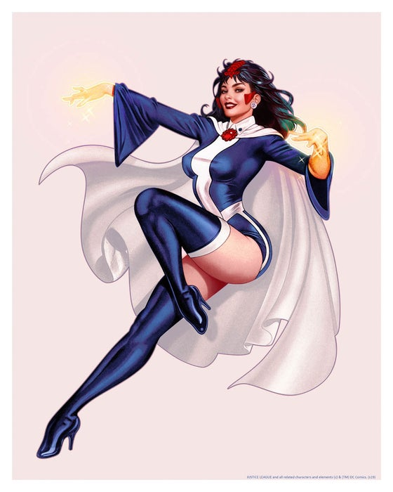 Image of Zatanna: Justice League Artist Proof