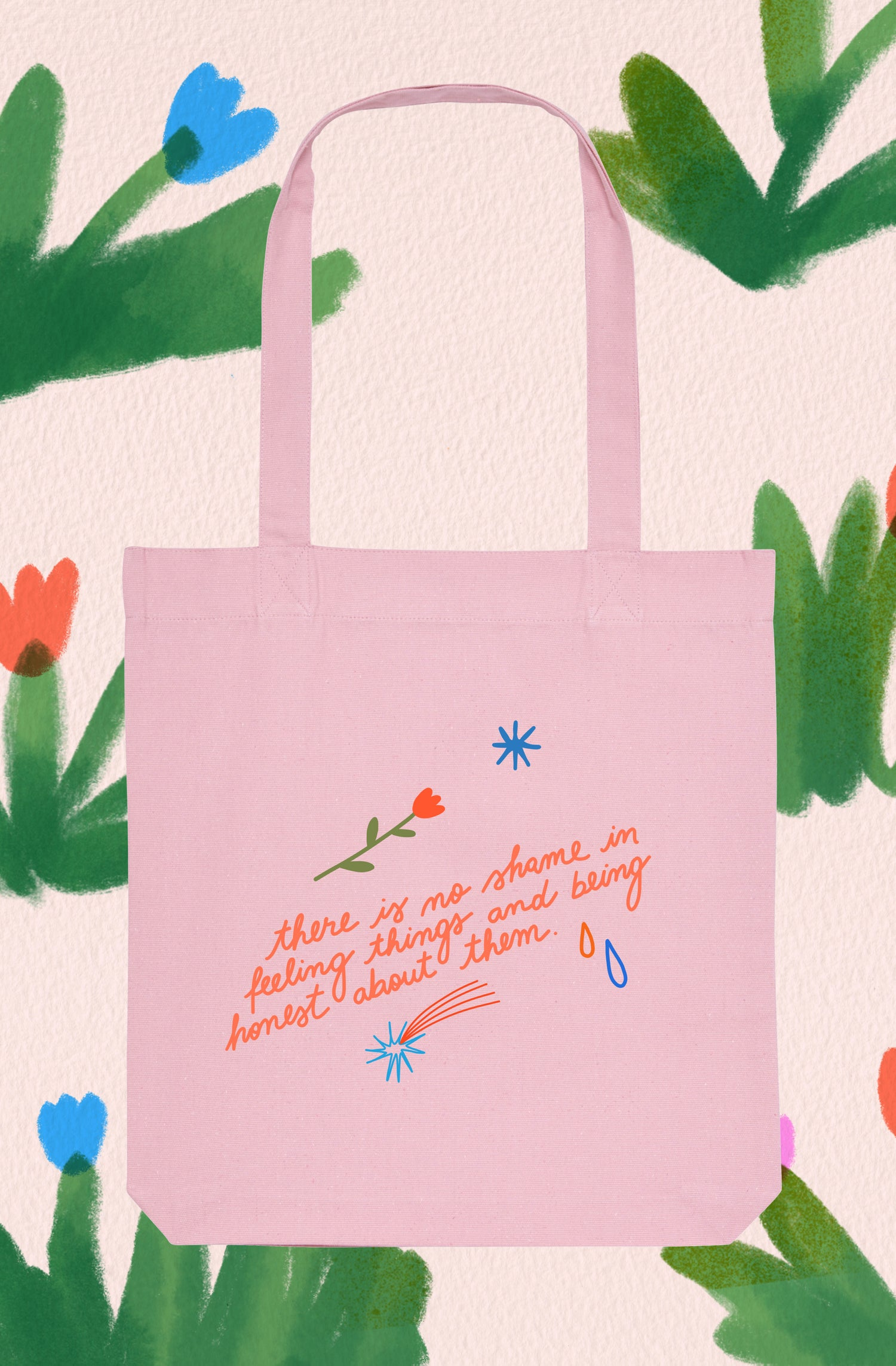 Image of No Shame Totebag