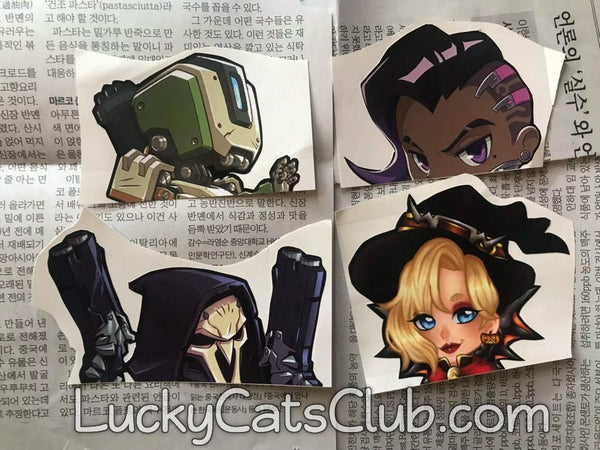 Image of Overwatch Peekings