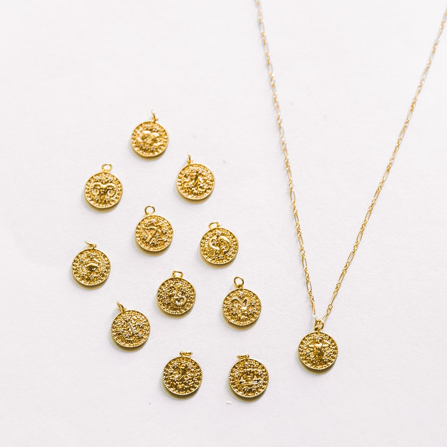 Image of The Zodiac Gold Collection
