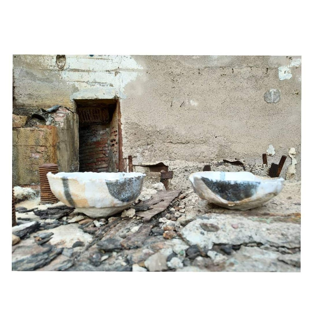 Image of 'chil' bowls | cuencos 'chil'