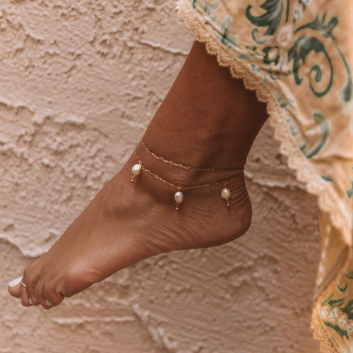 Image of The Pearl Anklet
