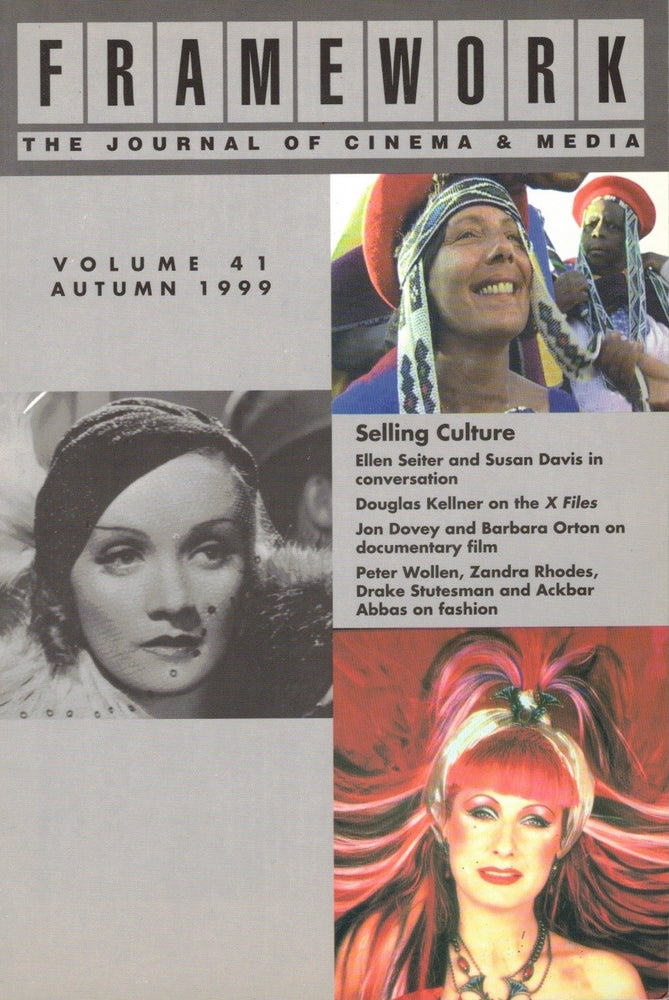 Image of Framework Vol. 41, Double Issue (Autumn 1999)